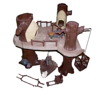 Playset / Vehicle Parts
