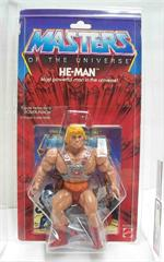 1980s Carded Figures / Boxed Vehicles