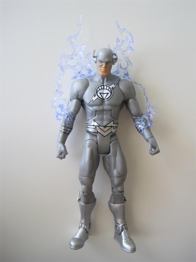 DC Universe Classics White Lantern Flash