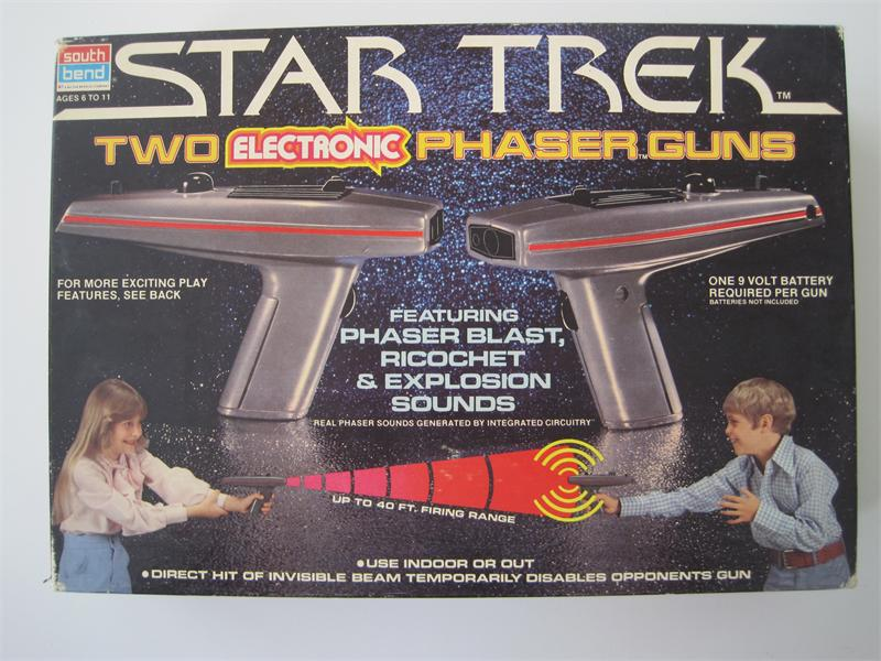 Image result for star trek phaser tag