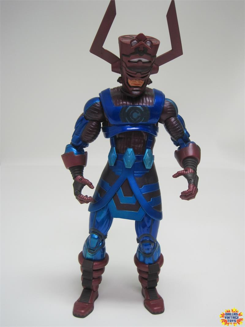 2005 Marvel Legends Build A Figure BAF Galactus (1A