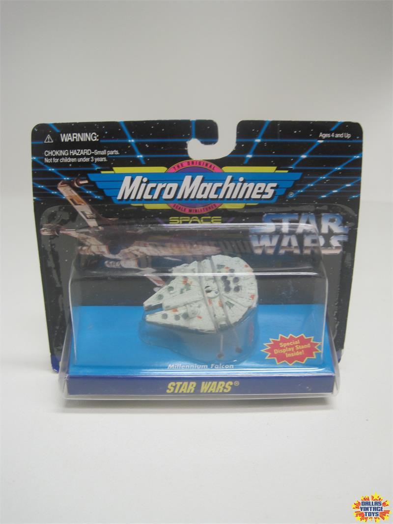 millennium falcon micro machine