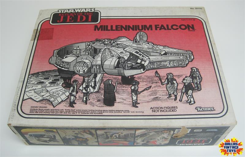 Falcon millennium misb vintage