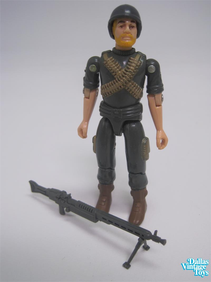 1982 Hasbro Gi Joe Rock N Roll 6c