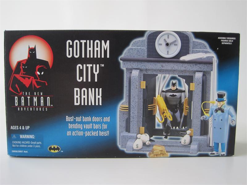 1997 Kenner Batman: The Animated Series The New Batman ...
