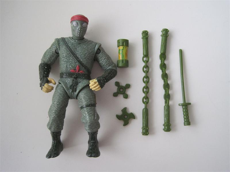 Guest post top 10 teenage mutant ninja turtle toys for Foot soldier