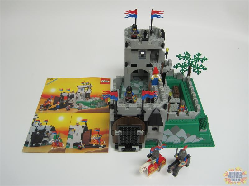 lego castle kings mountain fortress