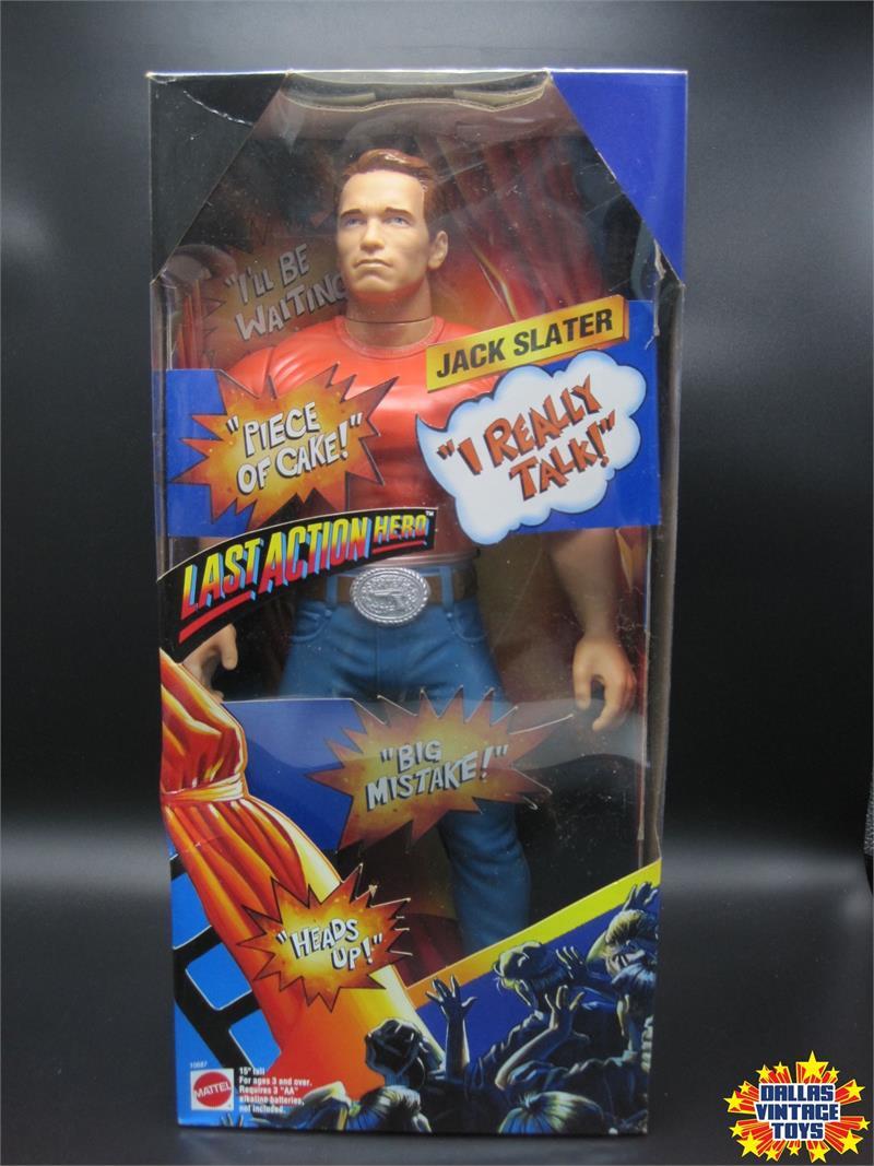 15 Action Mattel 1993 Last Hero 9W2eEDHIY
