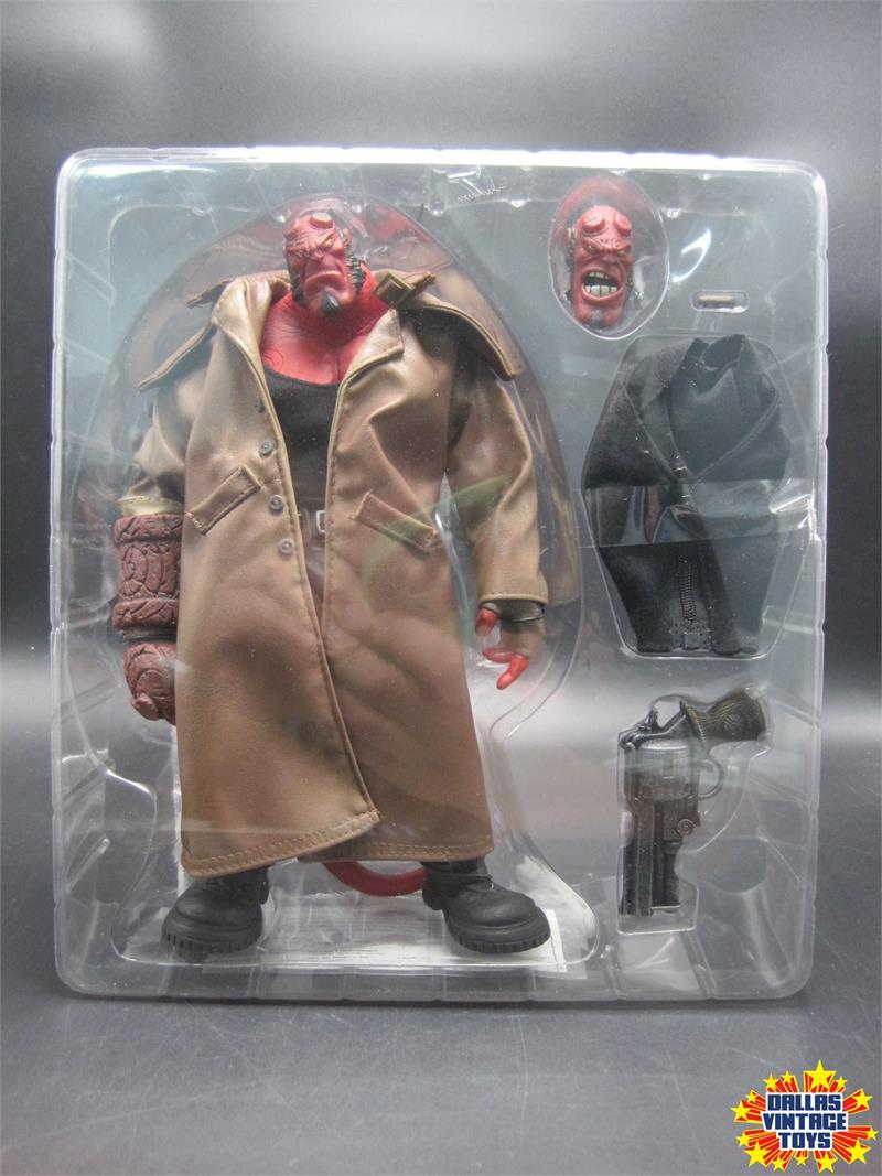 2004 Mezco Sdcc Exclusive Limited Edition Of 3000 Hellboy 1a