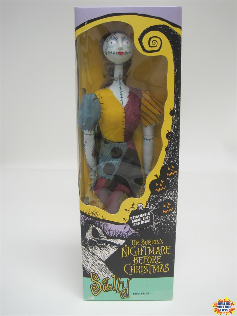 1993 Hasbro The Nightmare Before Christmas Sally Doll (1A)
