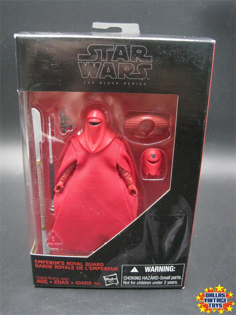 Star Wars Black Series garde royale 3.75 Figure