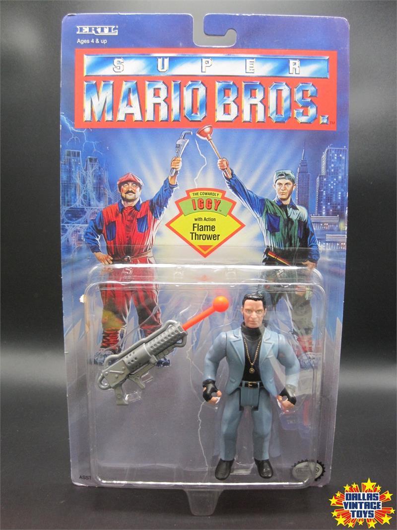 1993 Ertl Super Mario Bros Movie Iggy 1a