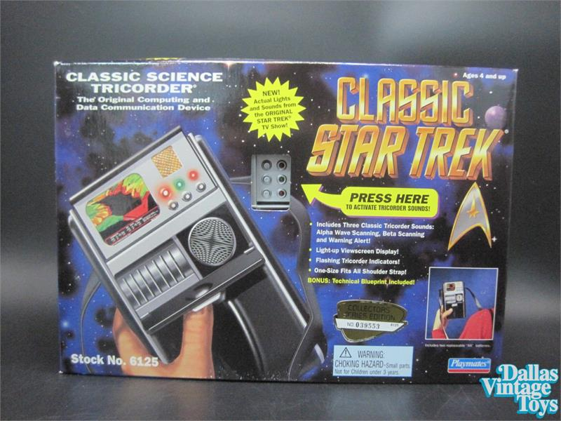 Classic Star Trek Classic Science Tricorder
