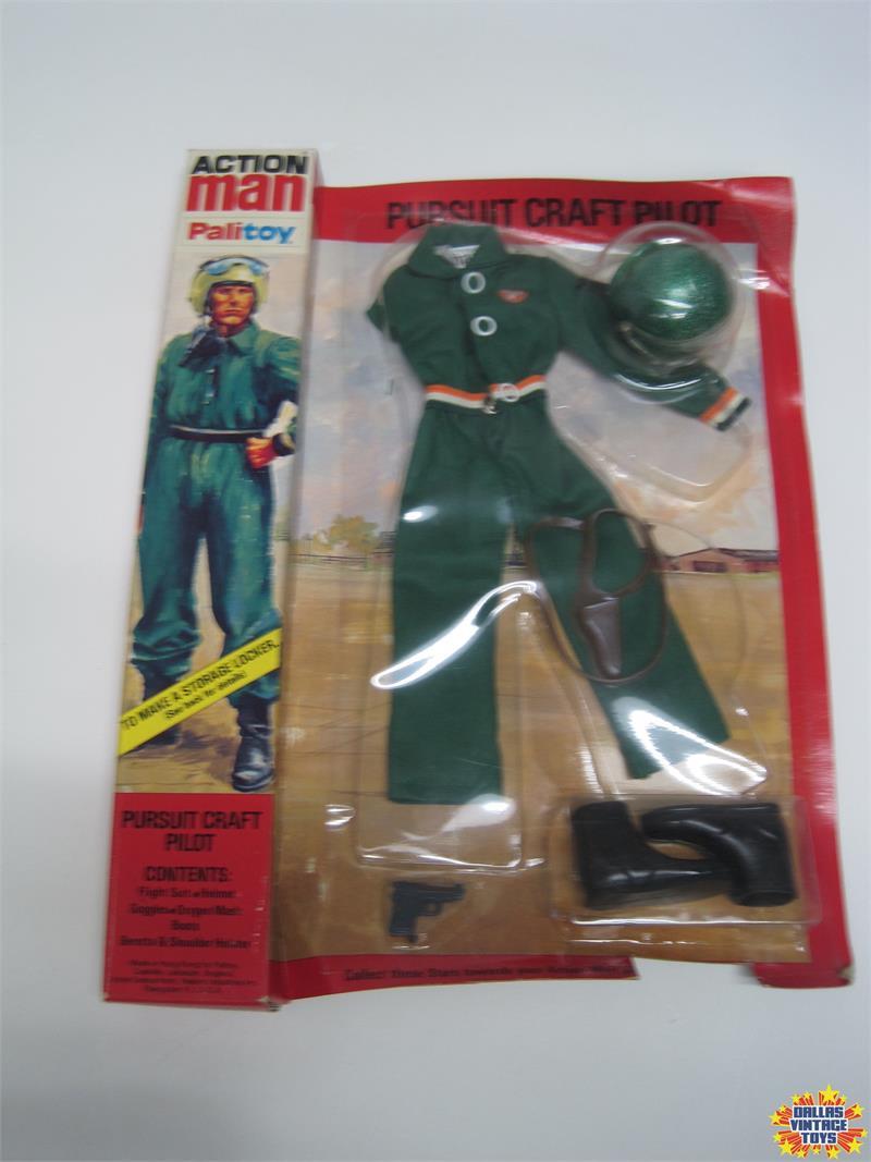 Action MAN Figura Pilota