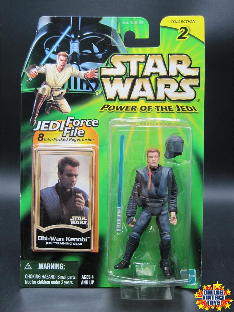 Hasbro Star Wars power of the Jedi Obi-Wan-Kenobi