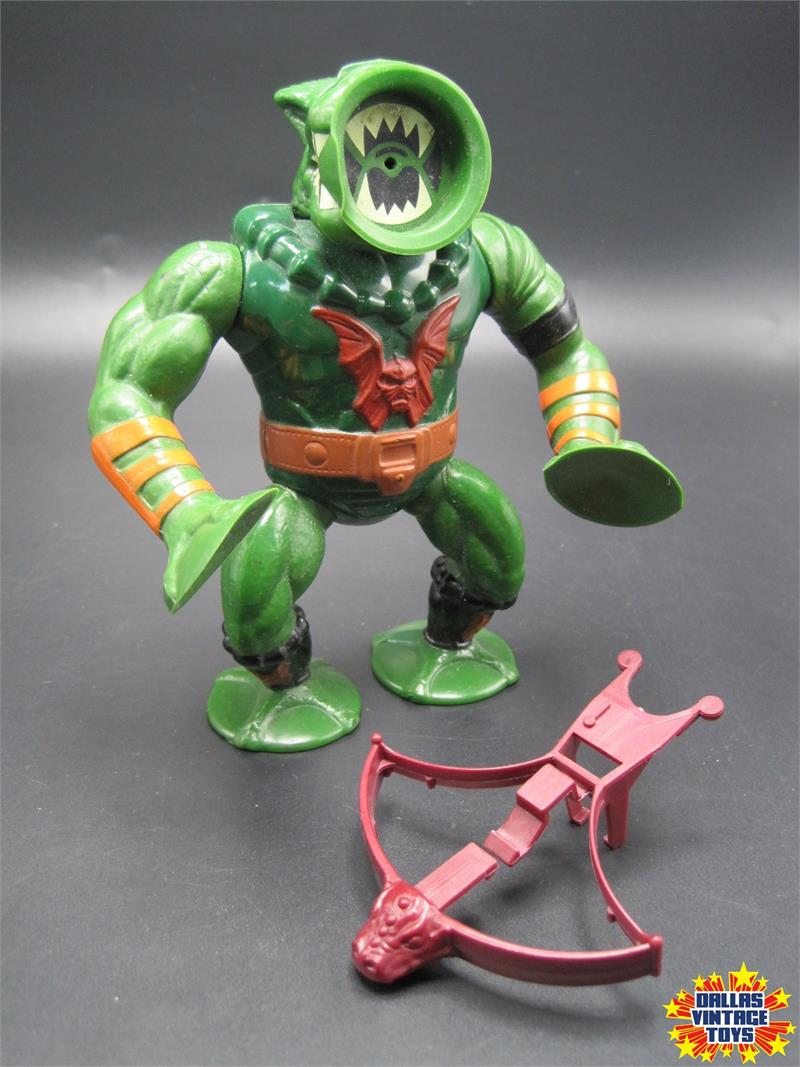 "MOTU  Vintage /""Leech/"" 1985 Masters of the Universe He-Man"
