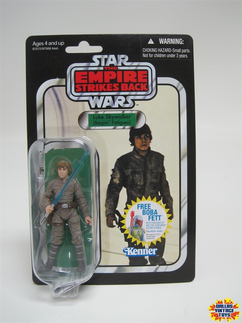 STAR WARS the vintage collection LUKE SKYWALKER bespin Empire Strike Back VC04