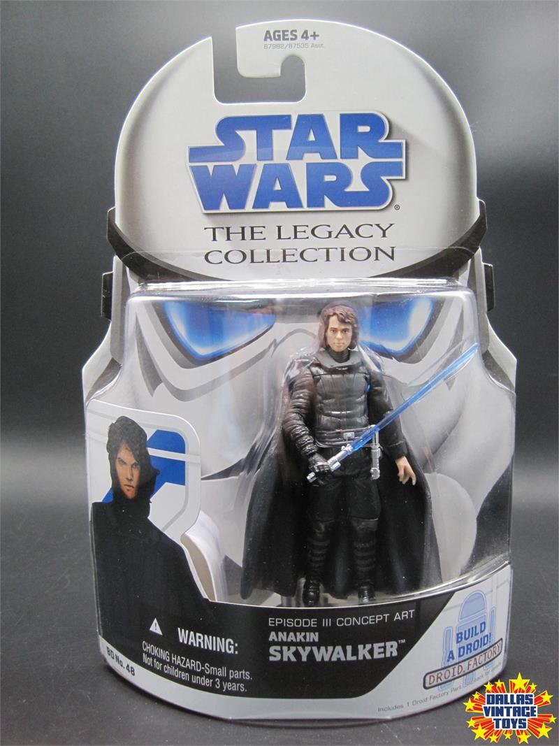 2009 Hasbro Star Wars The Legacy Collection Bd48 Episode