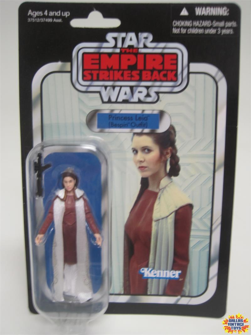 Princess Leia Bespin Outfit 2012 STAR WARS Vintage Collection VC111