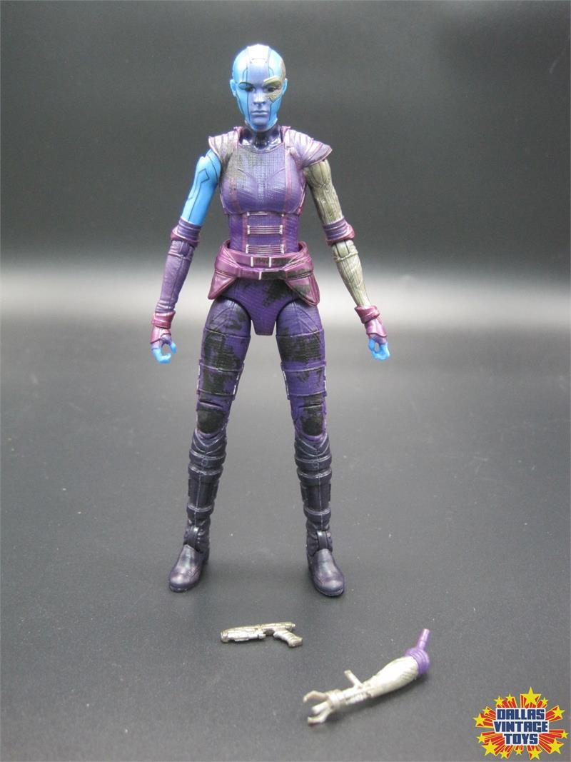 """Marvel Legends 6/"""" Figure Nebula Mantis series excellent /& complete"""