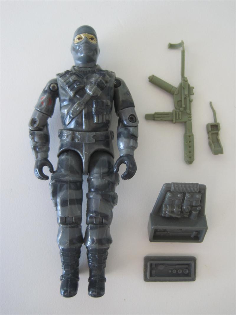 Gi joe Firefly weapon 1984