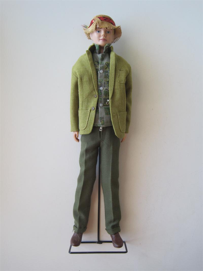 1960 Mattel 750 Barbie Barbie's Boyfriend Ken Doll with Box
