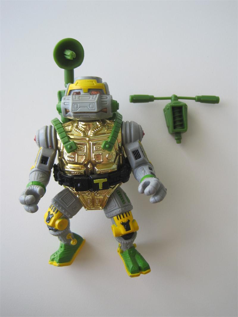 2012 *** Metalhead COMPLETA *** Teenage Mutant Ninja Turtles TMNT