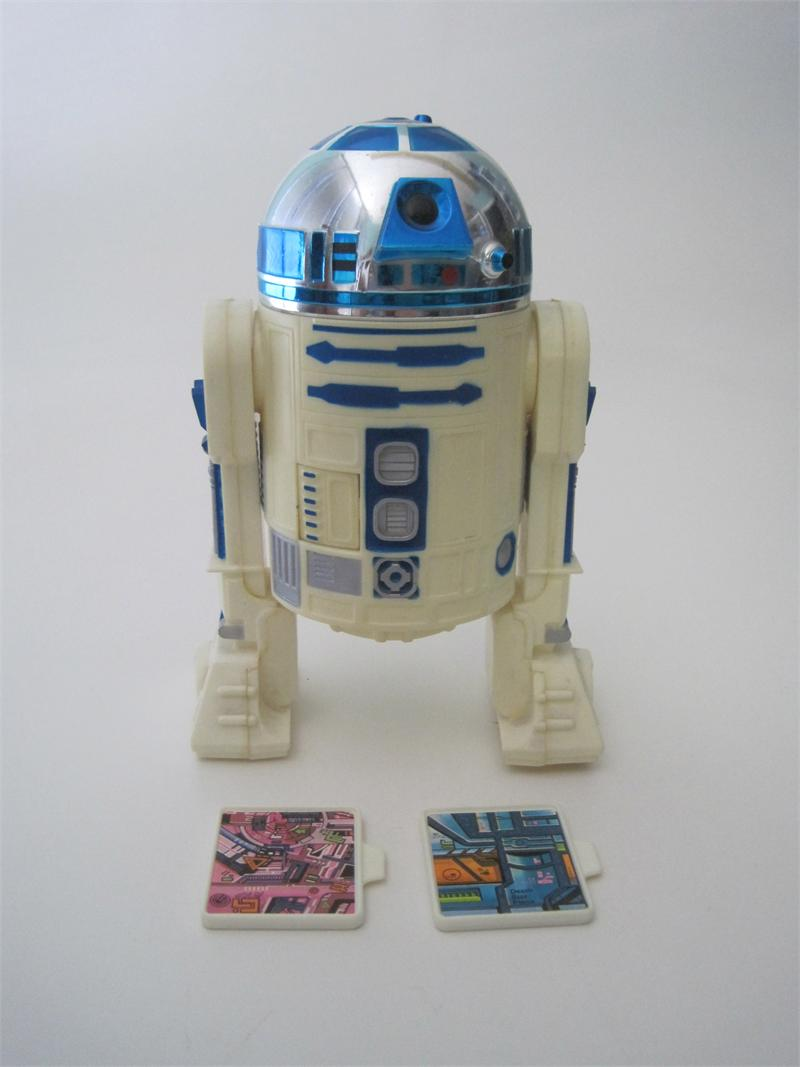 1978 kenner star wars 12 large size action figure r2 d2 w box