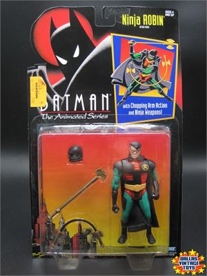 1993 Kenner Batman The Animated Series Ninja Robin 1c